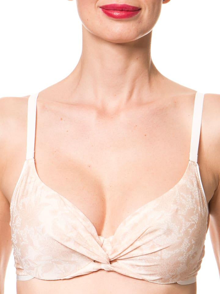 Eva Bügel-BH in Nude - 46% | Größe 75B | Damenw...