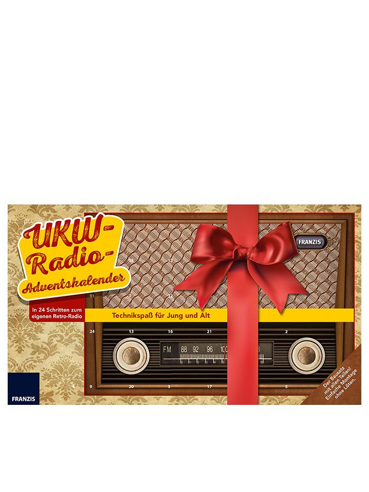 FRANZIS UKW-Radio Adventskalender 2017 - ab 14 ...