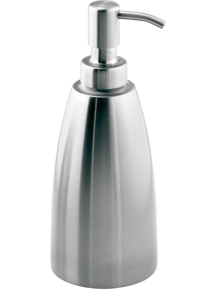 InterDesign Edelstahl-Seifenspender - 473 ml - ...