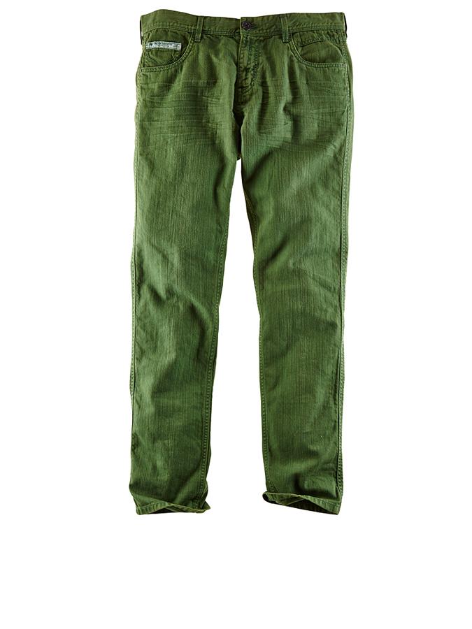 Roadsign Jeans in Grün -44% | Größe W32/L34 Sale Angebote Türkendorf