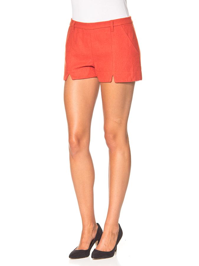 Blutsgeschwister Shorts ´´Break Pants´´ in orange -58% | Größe XL Sale Angebote Frauendorf