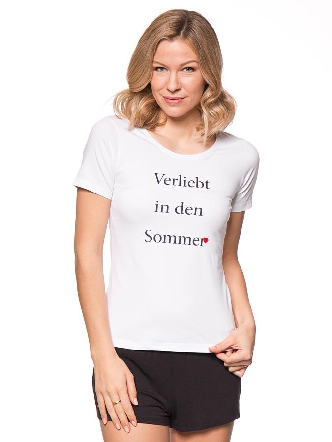 Louis & Louisa Shirt in Weiß - 66% | Größe L Damenwaesche - broschei