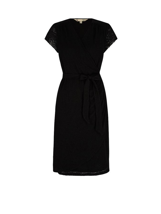 Yumi Kleid in Schwarz -72% | Größe 40 | Etuikleider