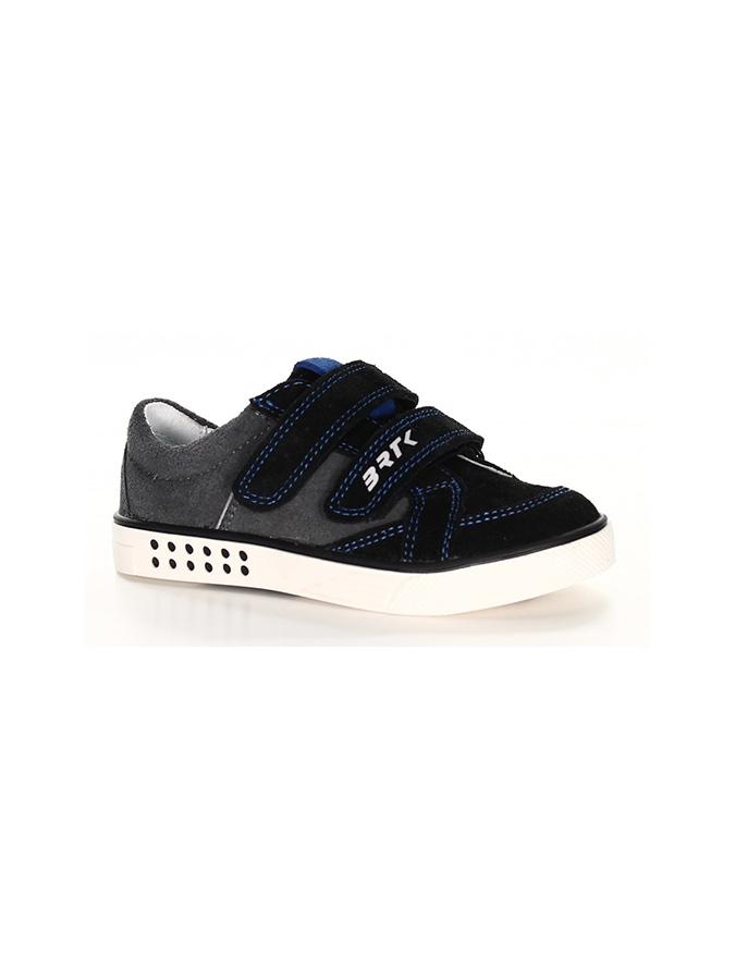 Bartek Leder-Sneakers in Schwarz - 14% | Größe 38 Kindersneakers - broschei