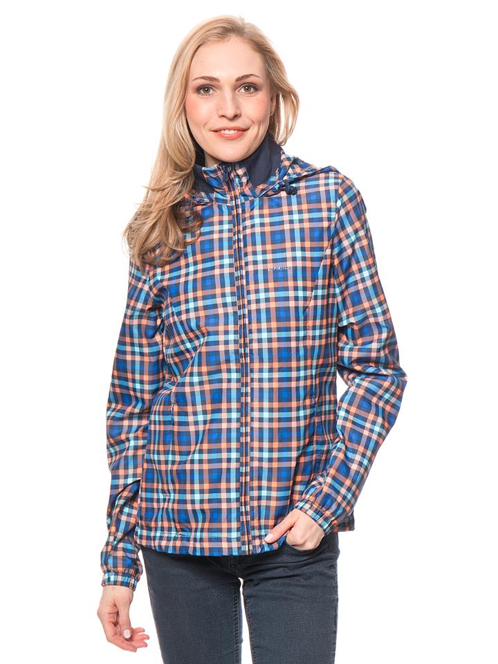 O`Neill Jacke ´´Spirit´´ in Blau/ Lachs -53% | Größe L Kurze Jacken