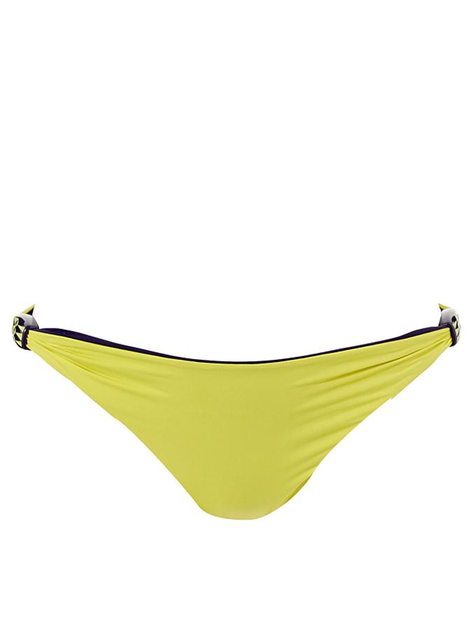 Aubade Bikini-Slip in Lime - 65% | Größe 42 Damen bademode - broschei