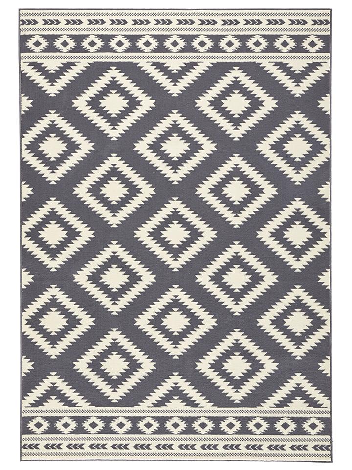 Schipkau Schipkau Angebote Hanse Home Kunstfaser-Teppich ´´Gloria´´ in Grau - 53%   Größe 80x200 cm Teppiche fussmatten