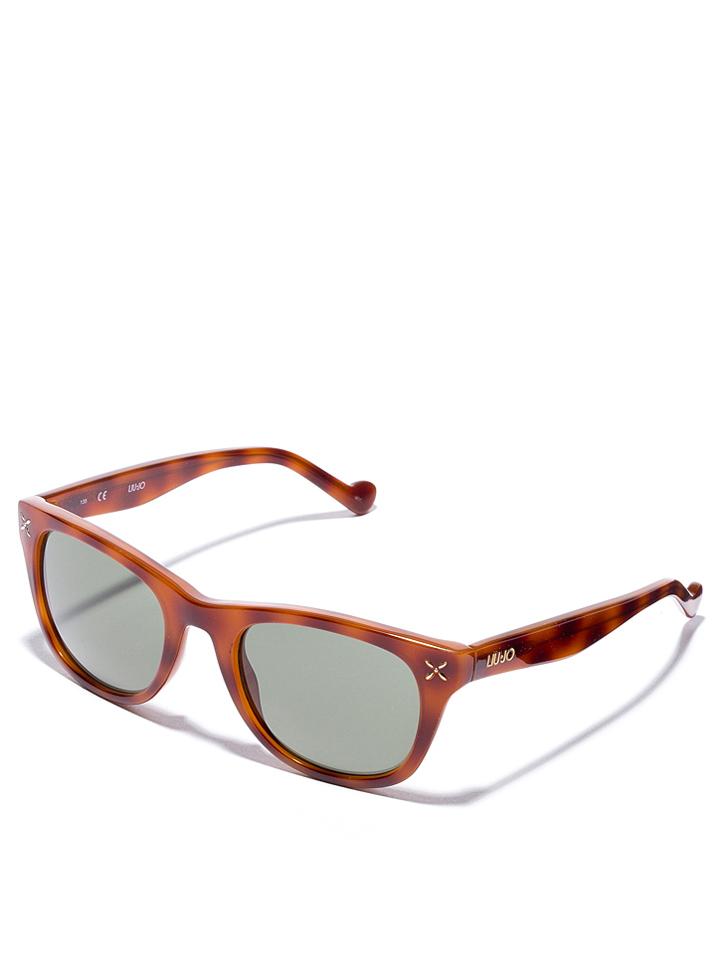 Liu Jo Damen-Sonnenbrille in Braun -51 Größe 51 Sonnenbrillen
