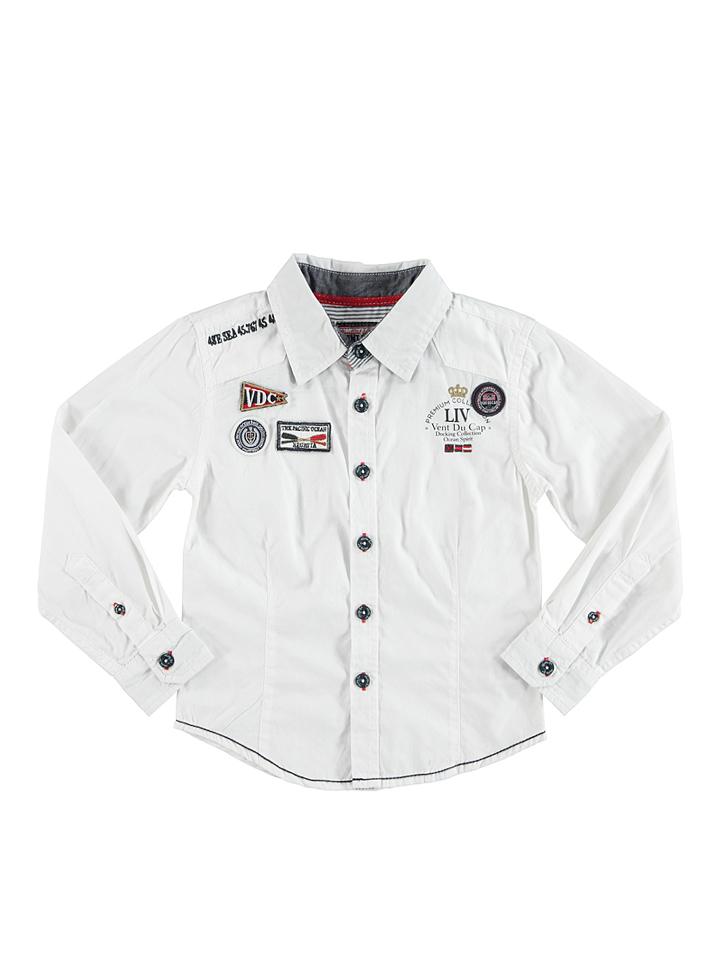 Vent du Cap Hemd in Weiß -47% | Größe 176 Hemden Sale Angebote Schwarzheide