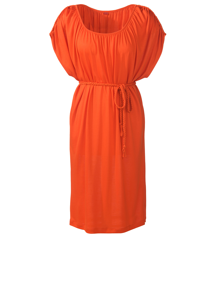 Flip Flop Kleid ´´Camille´´ in Koralle - 74%   Größe XS Damen kleider