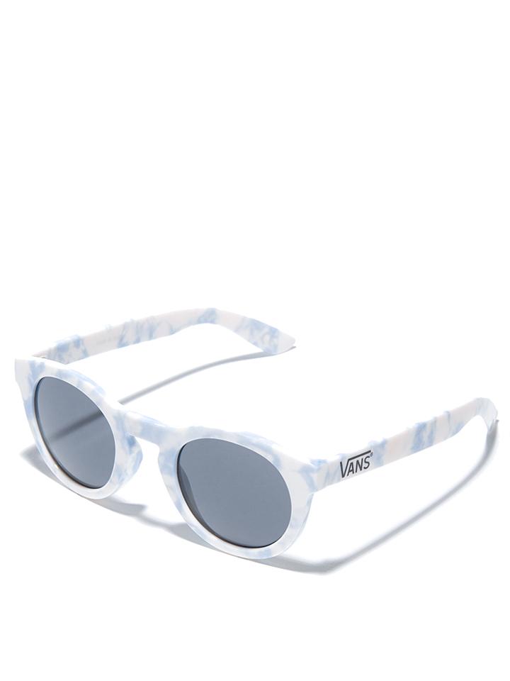Vans Damen-Sonnenbrille ´´Lolligagger Sun´´ in Weiß-Hellblau -60 Sonnenbrillen