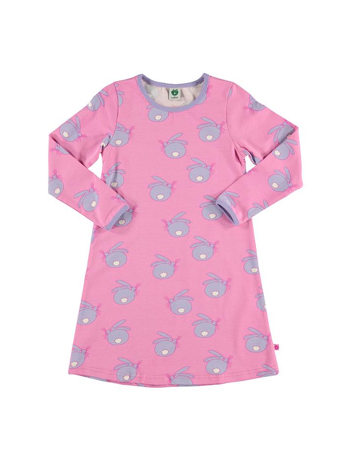 Småfolk Nachthemd in rosa -44 Größe 80-92 Nachtwäsche