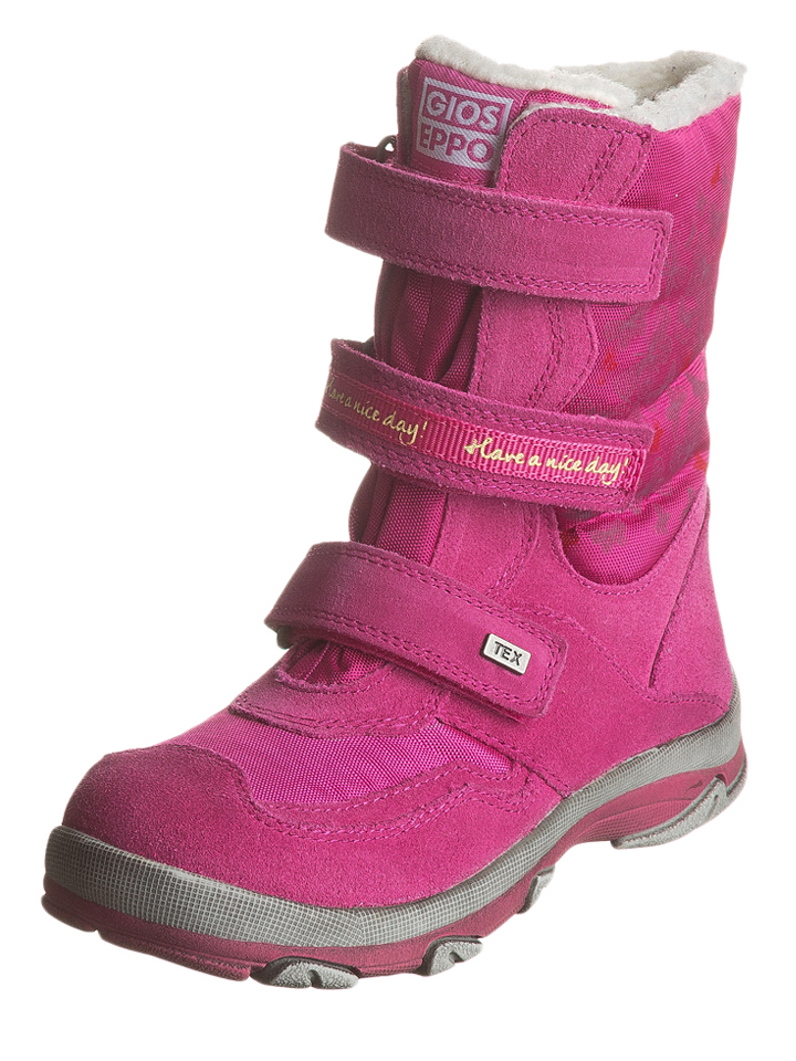 Gioseppo Boots in Pink - 41%   Größe 32 Kinderboots
