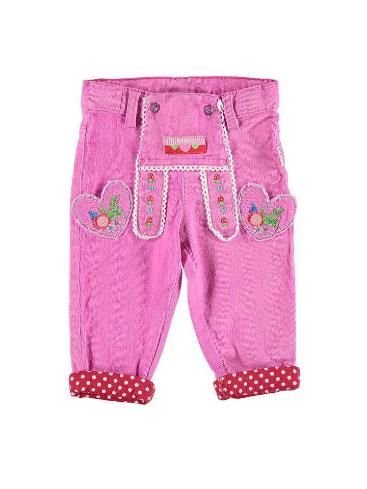 Forst (Lausitz) Angebote Gelati Cordhose in Pink - 39%   Größe 98 Babyhosen