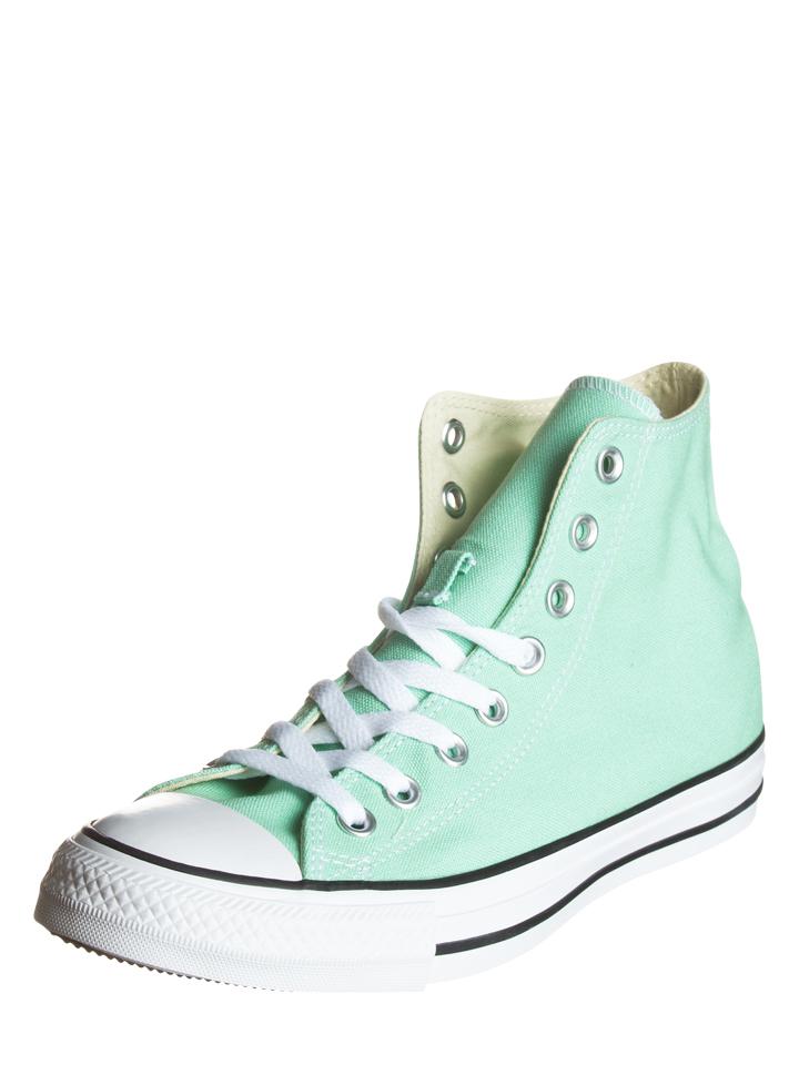 Converse Sneakers in Mint -54%   Größe 44,5 Sneaker High Sale Angebote Hohenbocka