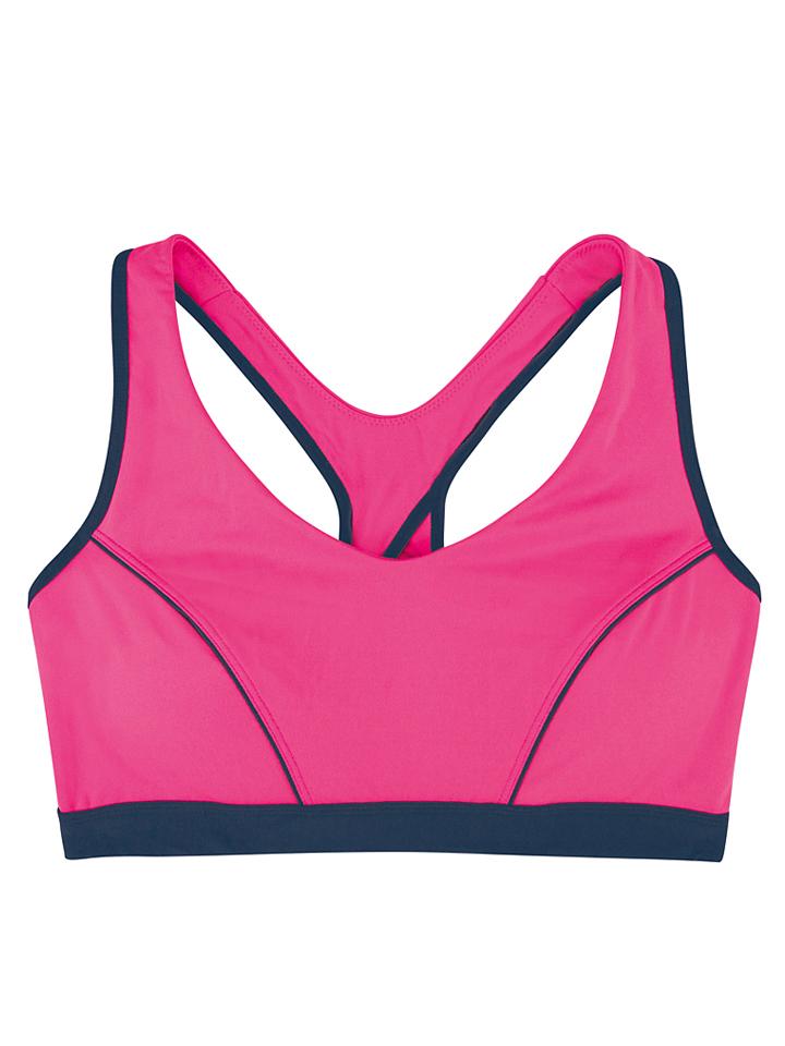 Mariemeili Sport-BH in pink -64% | Größe XS | BHs