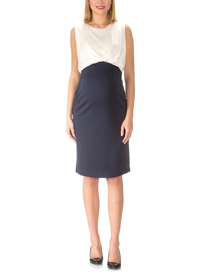 Bellybutton Kleid in Weiß - 69% | Größe 48 Damen umstandskleider roecke