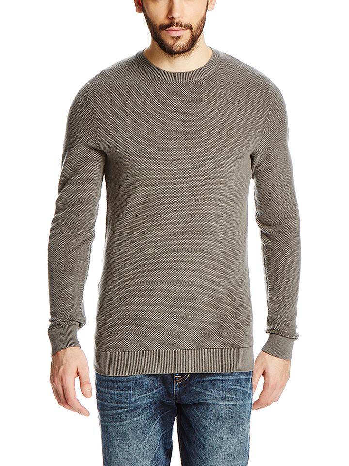 Bench Pullover ´´Comradeship´´ in Grau -38% | Größe M Sale Angebote Tettau