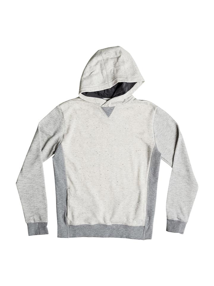 Quicksilver Sweatshirt ´´Icy Giants´´ in Hellgrau -54% | Größe XXL Sweatshirts Sale Angebote