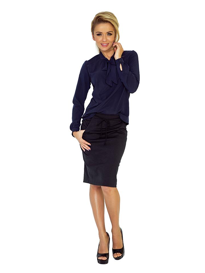 Numoco Shirt in Dunkelblau - 55% | Größe XXL Damen tops