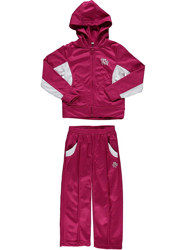 Ruhland Angebote Miss Girly 2tlg. Outfit in Pink - 72% | Größe 104/110 Kinderpullover strick