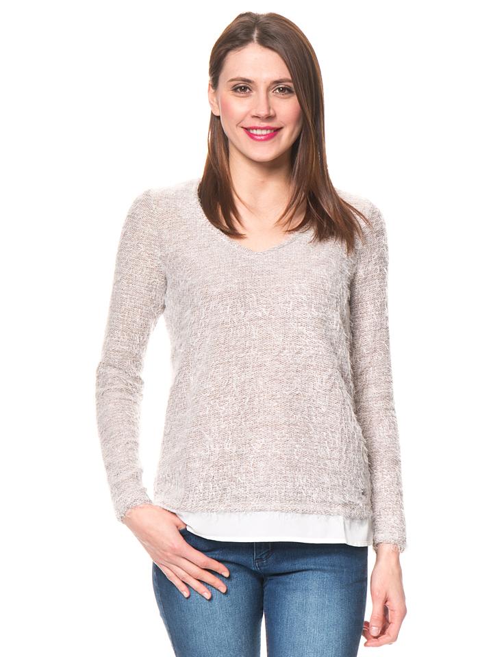 Tom Tailor Pullover in Beige - 61% | Größe 3XL Damen pullover