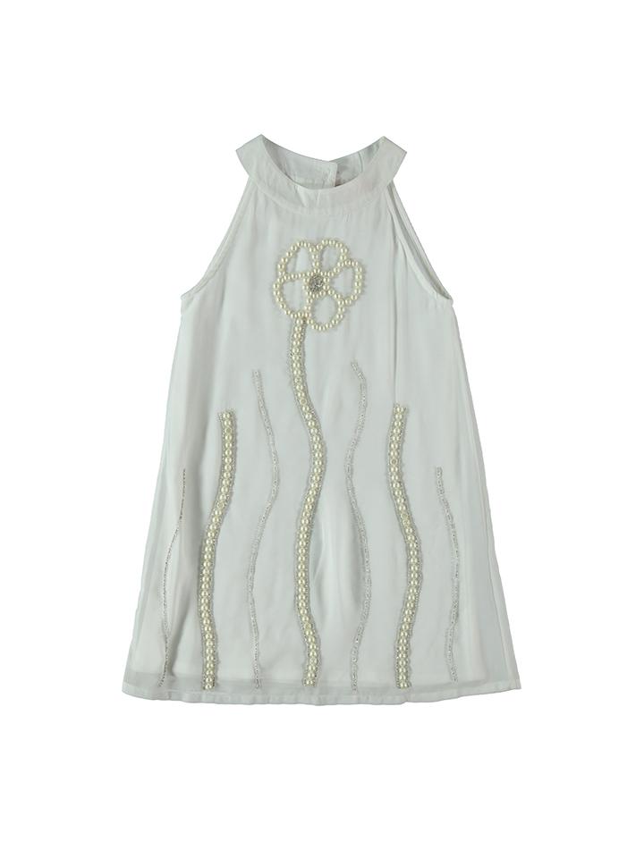 Lofff Kleid in Weiß - 63% | Größe 128 Kinderkleider