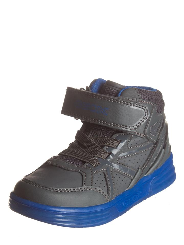 Geox Sneakers ´´Argonat´´ in grau -46% | Größe 33 Sneaker High Sale Angebote Tettau