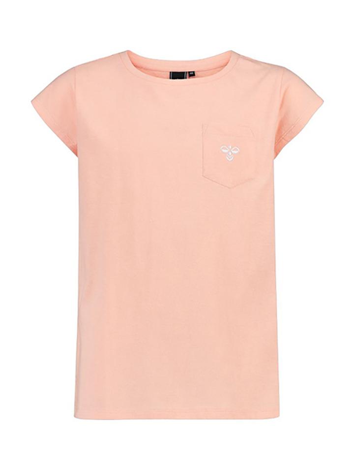 Hummel Shirt ´´Ulrica´´ in Apricot - 53% | Größe 140 Kinder oberteile