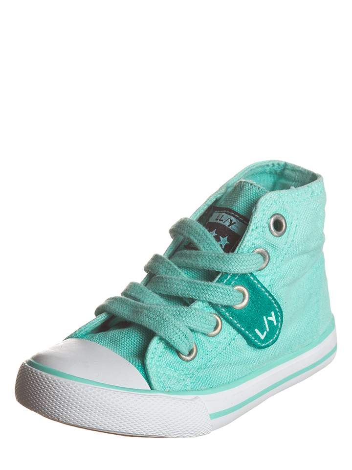 Billowy Sneakers in Mint - 78% | Größe 29 Kindersneakers