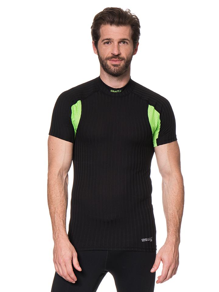 Craft Fuktionsshirt in schwarz -46% | Größe XL T-Shirts Sale Angebote