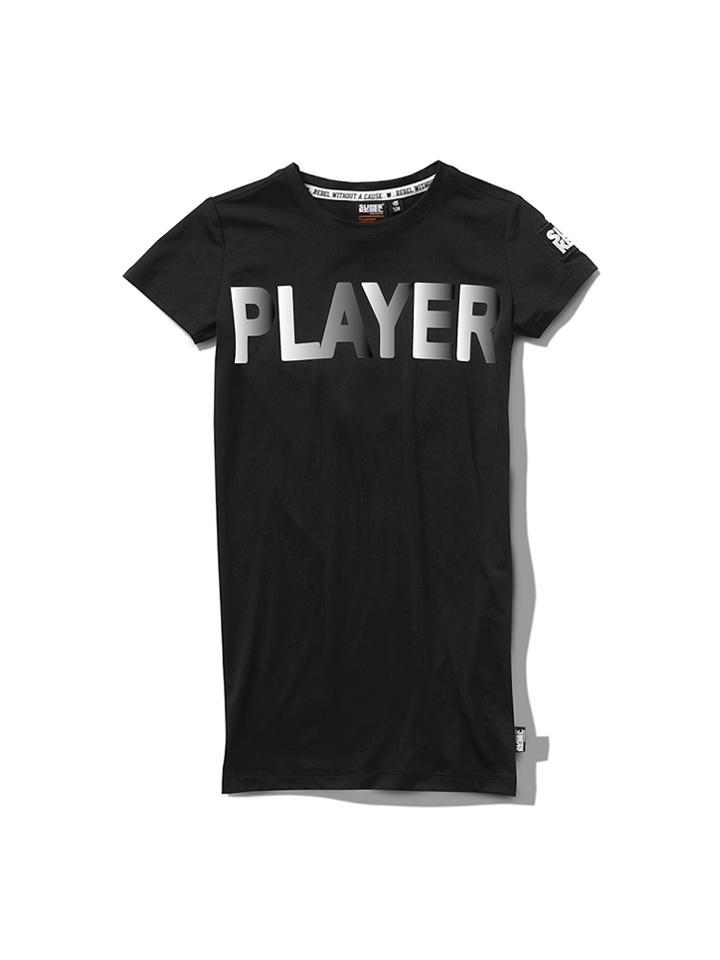 SuperRebel Shirt in Schwarz - 56% | Größe 176 Kinder oberteile