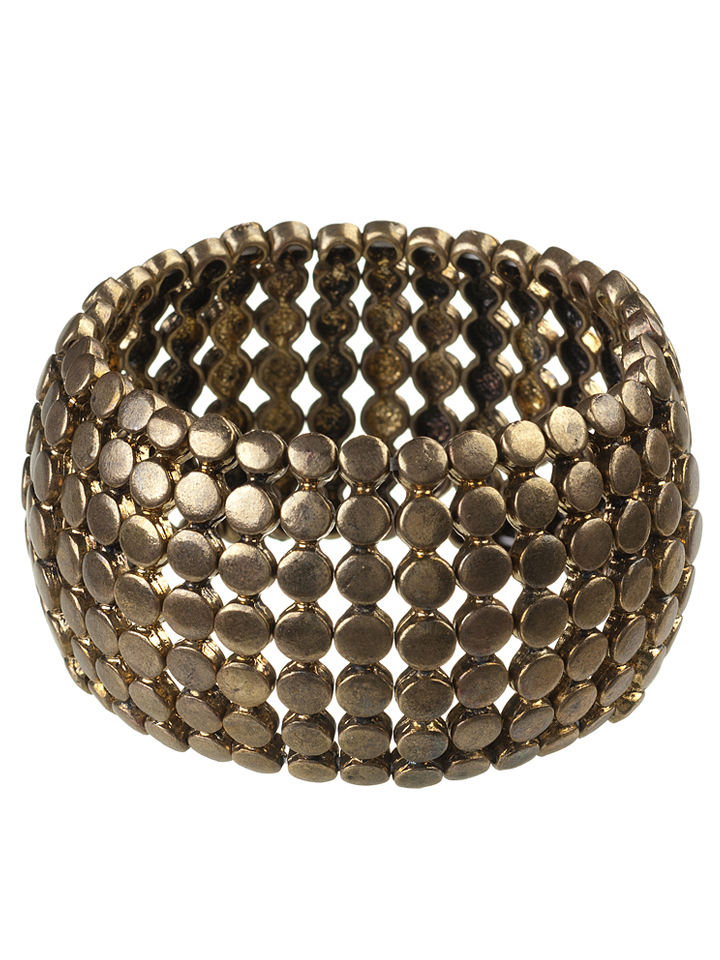 LA CHAISE LONGUE Armband ´´Macau´´ in Gold - 47...