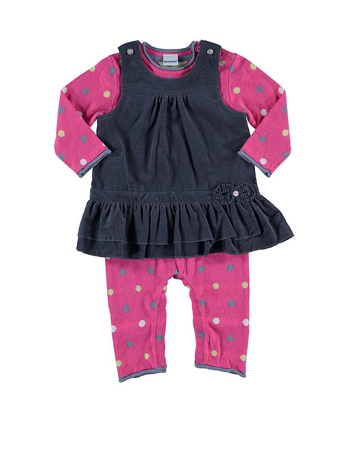 3 pommes 2tlg. Outfit in pink -62% | Größe 68 Overalls & Jumpsuits Sale Angebote Gastrose-Kerkwitz