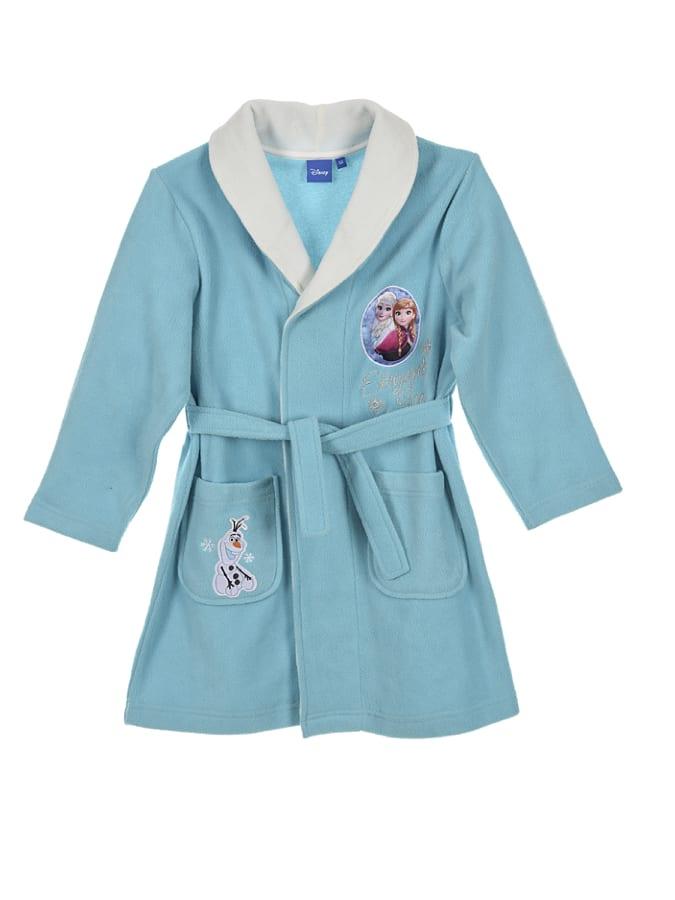 Disney Frozen Bademantel ´´Frozen´´ in Hellblau -59% | Größe 110 Bademäntel Sale Angebote Cottbus