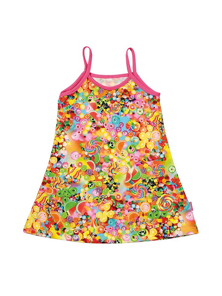 MaxiMo Kleid in gelb -36% | Größe 116 Kurze Kleider Sale Angebote Horka