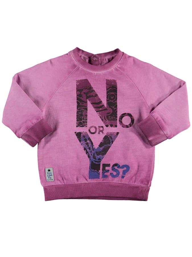 Catimini Sweatshirt in Lila -57%   Größe 80   S...