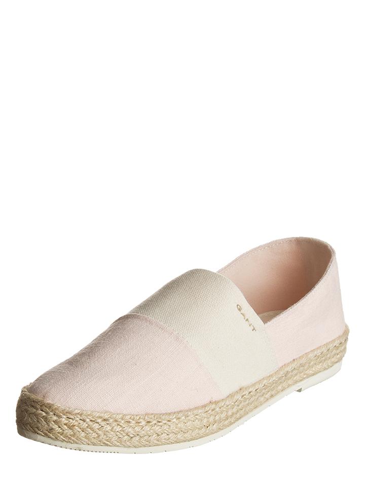 GANT Footwear Espadrilles ´´Krista´´ in rosa -42% | Größe 40 Slipper Sale Angebote Frauendorf