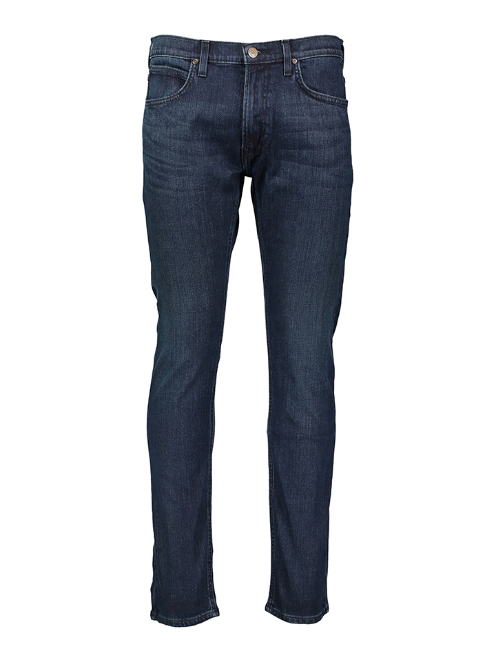 Lee Jeans ´´Luke´´ - Slim taperot in Dunkelblau -54% | Größe W36/L32