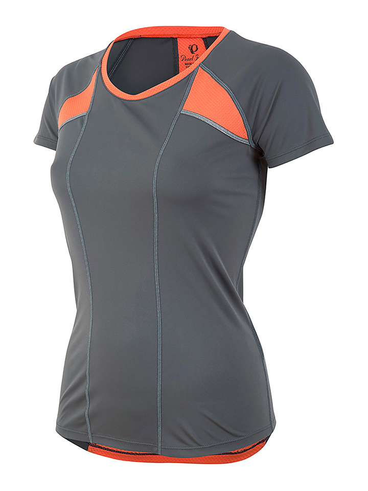 Pearl Izumi Laufshirt in Grau -46%   Größe L T-Shirts Sale Angebote Schipkau