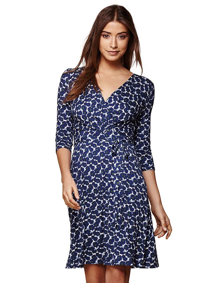 Yumi Kleid in Dunkelblau -68% | Größe 34 Kleider Sale Angebote Bagenz