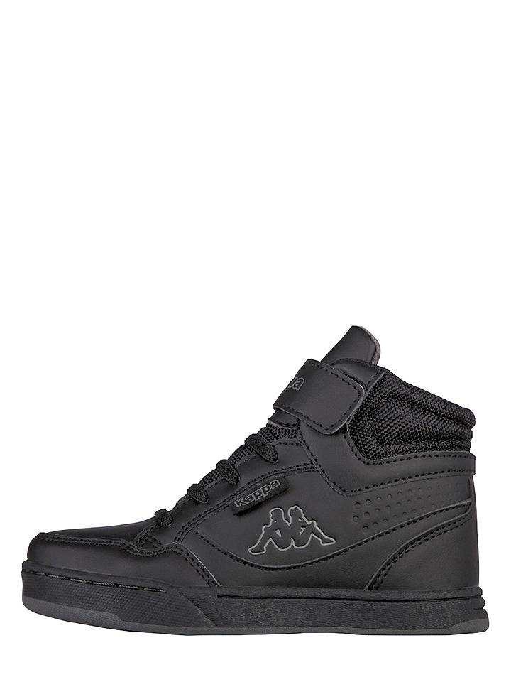 Kappa Sneakers ´´Forward Mid K´´ in Schwarz - 59% | Größe 32 Kindersneakers