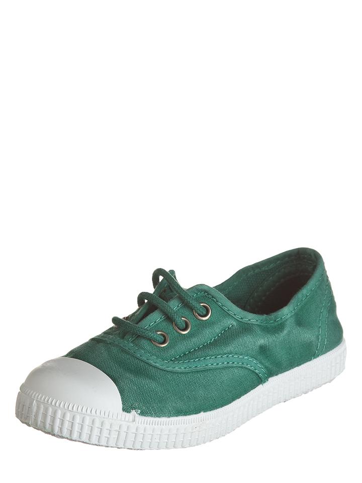 Chipie Sneakers ´´Josepe´´ in Grün -36% | Größe 35 Sneaker Low