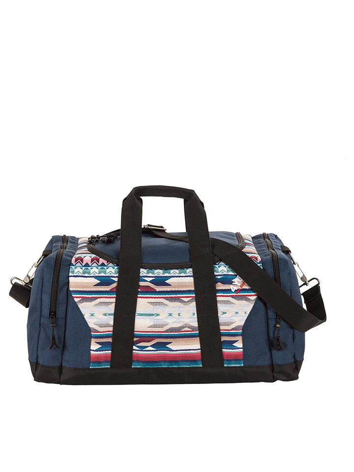 Werben Angebote 4YOU Sporttasche ´´Igrec M´´ in Dunkelblau - (B)43 x (H)24 (T)28 cm 64% | Kinder taschen