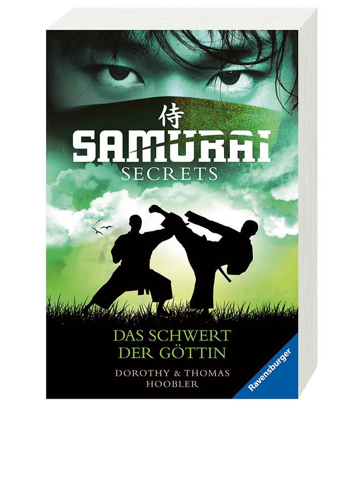 Ravensburger Jugendroman Samurai Secrets - Das Schwert der Göttin - 56% | Kinderbuecher