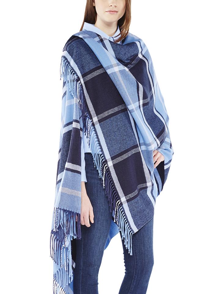Briesen Angebote Colorado Jeans Poncho ´´Jackie´´ in Hellblau - 57% | Damen pullover