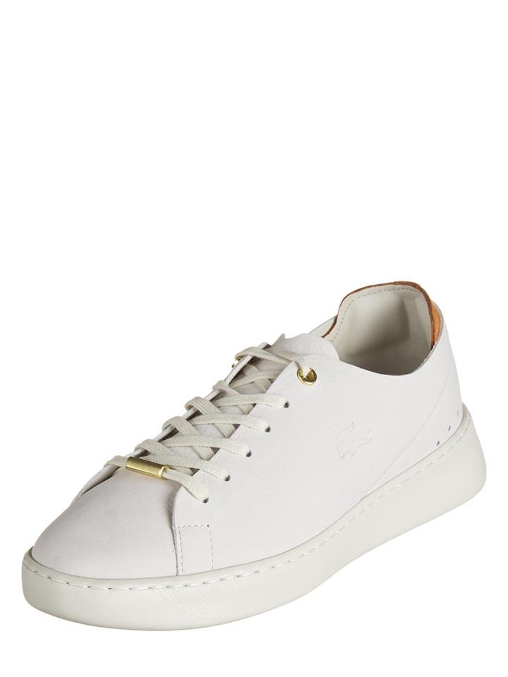 Graduate 118 1 W chaussures blanc orangeLacoste Pinj0H