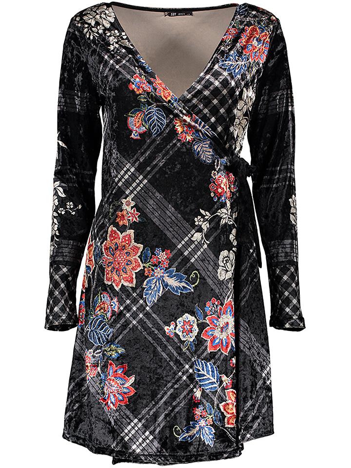101 idées Kleid in Schwarz - 69% | Größe S/M Damen kleider