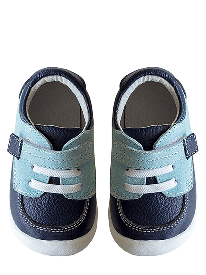 Rose et Chocolat Sneakers ´´Dino´´ in Dunkelblau - 31% | Größe 23 Babysneakers jetztbilligerkaufen