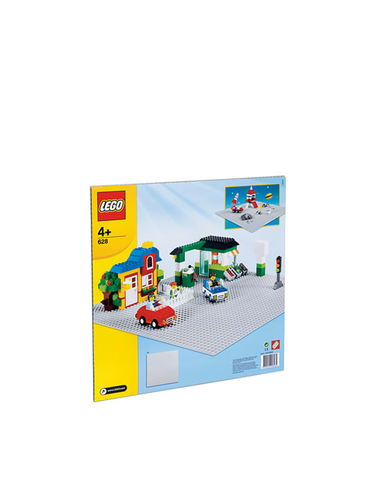 lego bauplatte asphalt 628 ab 4 jahren. Black Bedroom Furniture Sets. Home Design Ideas